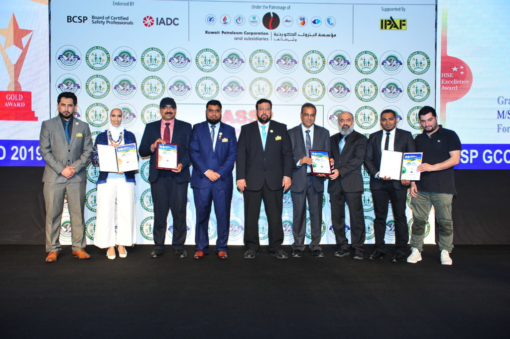 AIP receives two safety awards – Al-Kout Industrial Projects